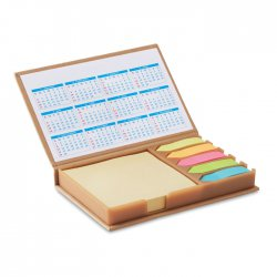 Zestaw biurkowy z kalendarzem
