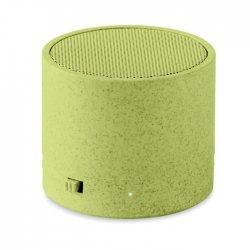 Głośnik ze słomy pszenicy/ABS