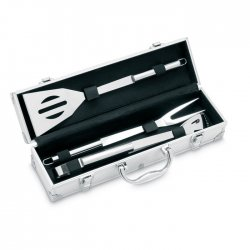 Aluminiowa walizka do barbecue