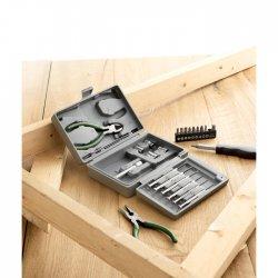 Składany kpl narzędzi, 25 szt