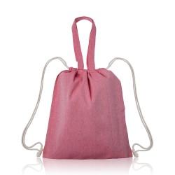 Plecak z recyklingowanej bawełny