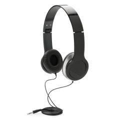Słuchawki nauszne, składane