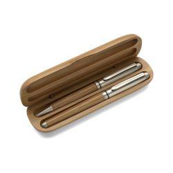 Bambusowy zestaw piśmienny,...