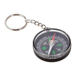 Brelok do kluczy z kompasem