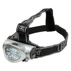 Latarka na głowę 8 LED