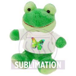 Pluszowa żaba | Elena