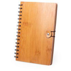 Bambusowy notatnik ok. A5