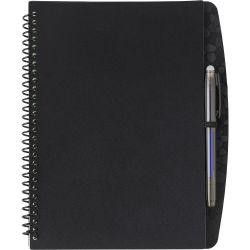 Notatnik ok. B5 z długopisem