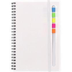 Zestaw do notatek, notatnik...