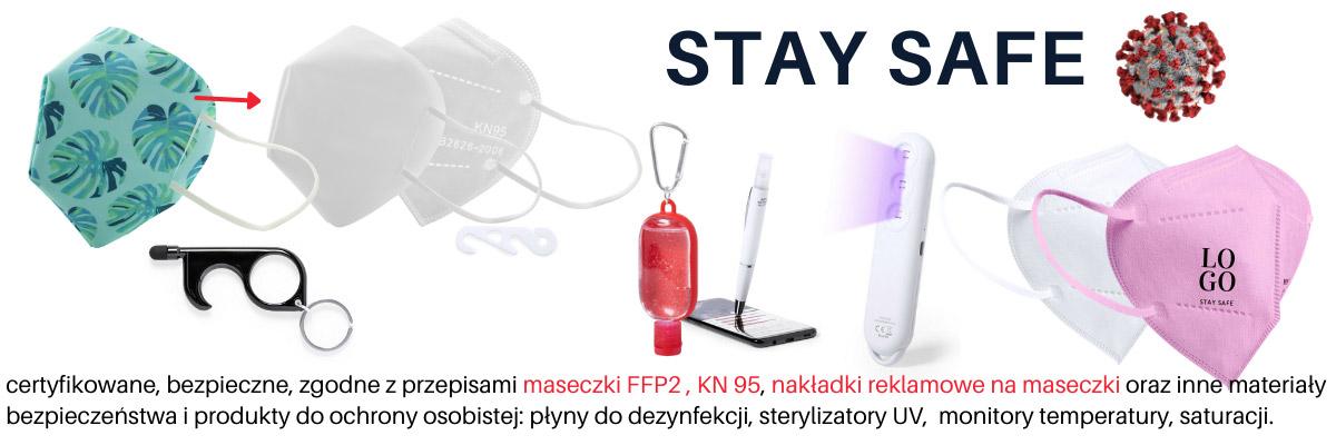 Koronawirus COVID maseczki KN95 FFP2 maski płyny do dezynfekcji